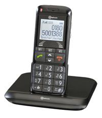 PowerTel M5000 : nouveau téléphone mobile avec fonction d'appel de détresse