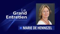 Marie de Hennezel est une psychologue clinicienne très connue dans l'univers des Seniors et des personnes âgées. Elle est l'auteur du récent livre «L'adieu interdit» Les seniors sont au cœur...