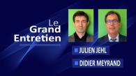 Didier Meyrand est directeur de l'Ehpad Les Monts du Matin.Julien Jehl est directeur général de l'entreprise Jouvenc'Ia Jouvenc'Ia est un ensemble de services qui s'adresse aux établissements médico-sociaux et notamment...