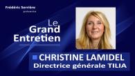 Christine Lamidel est directrice générale de Tilia. Tilia a pour ambition de soutenir les aidants familiaux de proches en perte d'autonomie.Service mixant relations humaines et digital, Tilia est une application...