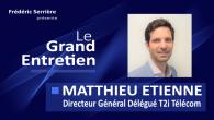 Matthieu Etienne est directeur général délégué de T2I Télécom, un concepteur de solution de réception et traitement d'alarme pour les centres de télésurveillance, téléassistance et ascenseur. Au sommaire : –...