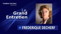 Frédérique Decherf est la directrice de l'action sociale chez Agirc-Arrco qui organise des missions, des services et des actions pour prévenir , pour accompagner l'avancée en âge et pour aider...
