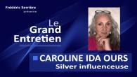 Caroline Ida est influenceuse silver. A travers sa page Instagram et son blog, elle milite pour la visibilité des femmes de 50 ans et plus. Elle est l'auteur du livre...