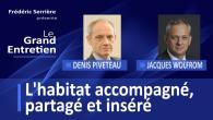 Jacques Wolfrom est Directeur général chez GROUPE ARCADE-VYV Denis Piveteau est Conseiller d'Etat. Il a été Directeur de la CNSA Denis Piveteau et Jacques Wolfrom avaient remis le 26 juin...