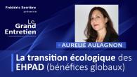 Aurélie Aulagnon est consultante en gérontologie Les sujets de les transitions écologique et démographique sont souvent liées. Dans cette émission, Aurélie Aulagnon aborde le sujet de la transition écologique des...