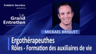 Mickaël Briquet est Co-fondateur et Directeur des Opérations chez Merci Julie. Il est aussi vice-président du Conseil National de la Profession d'Ergothérapeute. Le service Merci Julie soutient les seniors pour...