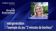 Raphaelle de Foucauld est Thérapeute, praticienne en psychologie positive, podcasteuse, conférencière, auteure, synergologue, entrepreneure et créatrice d'outils d'intelligence émotionnelle basés sur les principes de la psychologie positive Pour entretenir les...