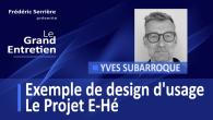 Projet E-Hé vise à améliorer la qualité de vie et l'autonomie des personnes fragilisées en développant une ligne d'aides techniques non stigmatisantes. Issue de la promotion 2018 de l'incubateur d'innovation...