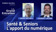 Comment le numérique peut-il aider les Seniors et les personnes âgées à prendre en charge leur santé ? C'est le sujet de cette émission avec : Daniel Laune, Président de...