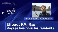 Pascal Guedj est le fondateur de STRAVVEL qui propose une nouvelle façon de voyager inclusive, participative et ludique. Sommaire de l'émission – Présentation du concept – Organisation avec les résidents...