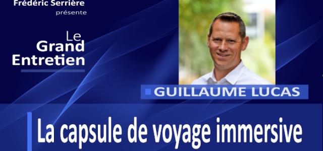 Dans cette émission, nous faisons point sur un nouveau concept avec Guillaume Lucas, le co-fondateur de la société Virtysens. Sommaire de l'émission : – Présentation de la capsule de voyage...