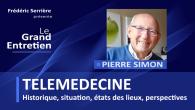 Pierre Simon est le fondateur de la Société Française de Télémédecine. Dans cette émission, nous faisons le point pour bien comprendre le sujet de la télémédecine. Sommaire de l'émission :...