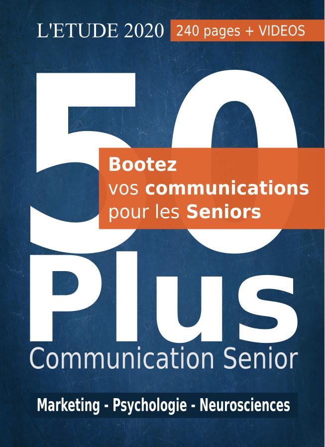 Etude Seniors 2018 : 50 plus et communication