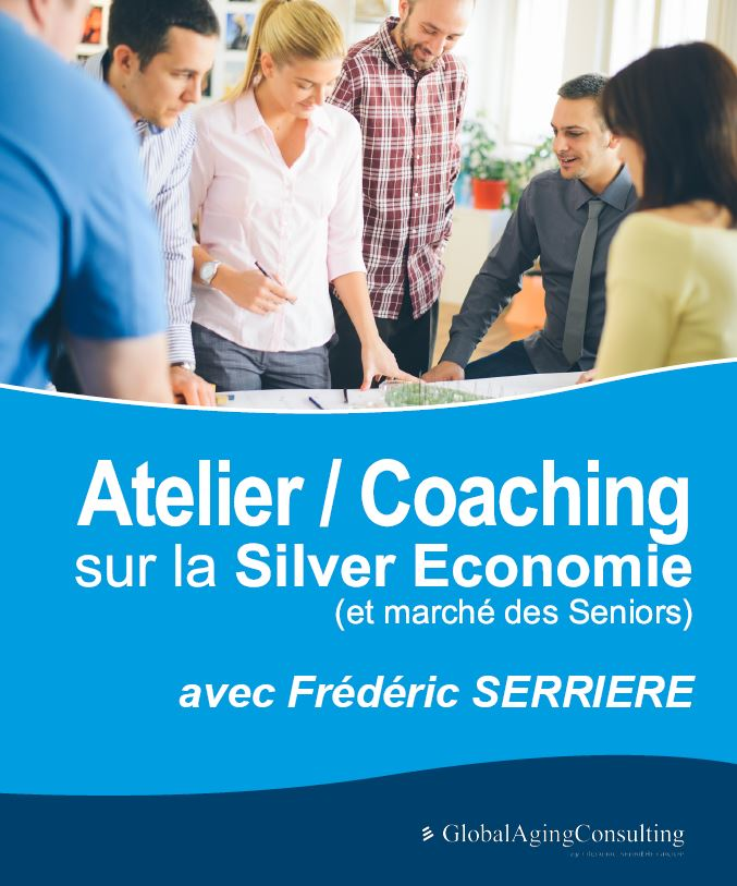 Atelier / coaching Silver Economie